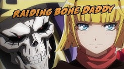 Trying To Raid Papa Ainz The Bone Daddy | Overlord Season 3 Episode 6