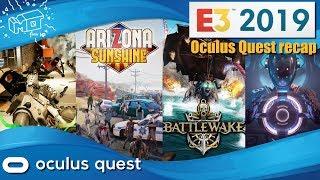 Oculus Quest ._. E3 2019 recap / deutsch / german