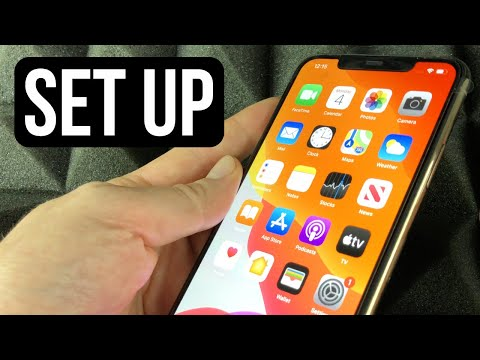How To Set Up IPhone 11 Pro Max 256gb
