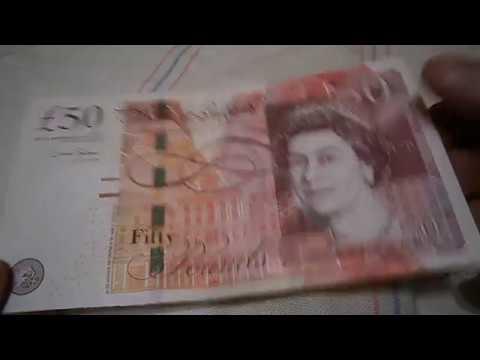 50 фунтов Великобритания