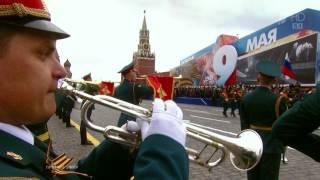 Первый канал HD 9 мая 2017 Парад Москва