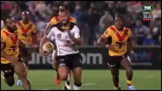 PNG Kumuls highlights: Pacific Test 2016 vs Fiji