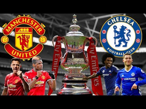 FA CUP FINAL | Chelsea vs Manchester United | Unified Predictions