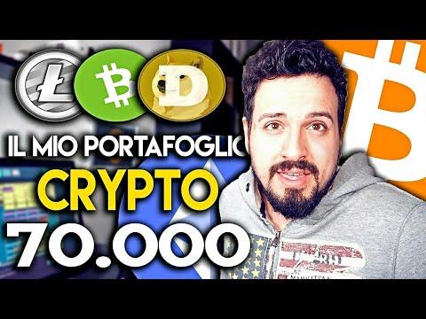 il mio portafoglio bitcoin)