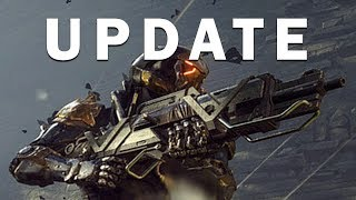 Anthem Update OPEN WORLD SIZE Social Space Info EA Involvement