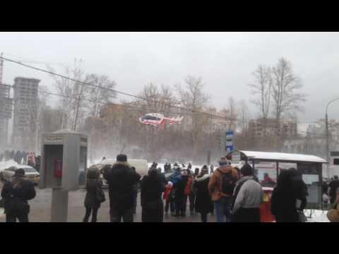 28 января 2017 г.Проишествие в метро Молодежная