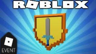 [ÉVÉNEMENT] Comment obtenir Gold Battle Shield (fr) Roblox