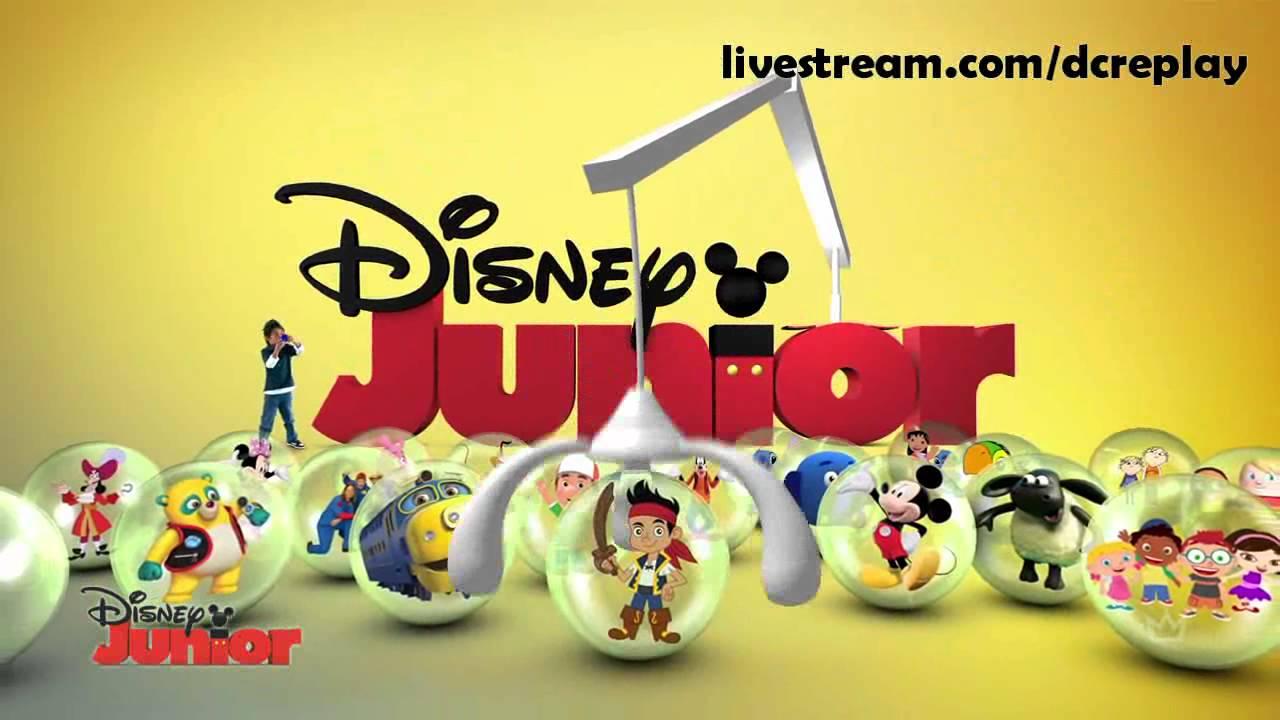 Disney Junior  Videoclip I Wanna Go - YouTube