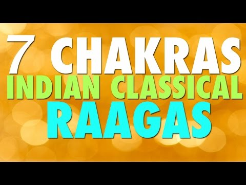 21 Mins | 7 Chakras Indian Classical Raagas | Meditation Mus