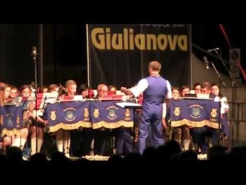 A Giulianova la XVII Edizione del Festival Internazionale delle Bande
