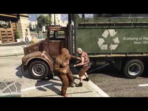 Grand Theft Auto 5 PC / Windows 10 / Bigfoot Rampage GTX 980 1080p HD