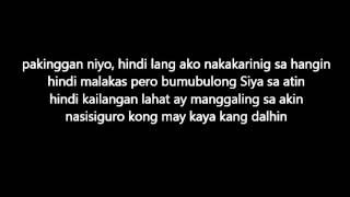 Repeat youtube video HINDI KAILANGAN by Chito Manaloto (Jhake Vargas) with lyrics