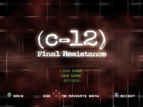 PSX Longplay [610] C12 - Final Resistance