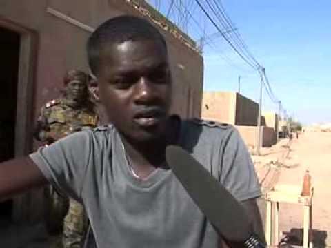 Guerre au Nord Mali  Kidal la rebelle