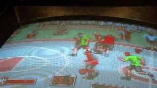 street hoops video game, 1