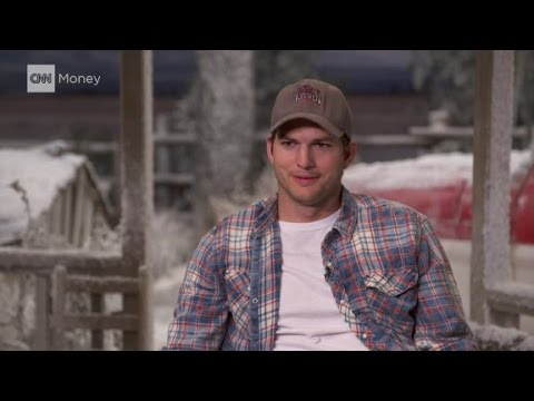 Ashton Kutcher on his tech investments