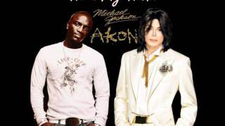 Michael jackson (Ft. Akon) Hold My Hand (Audio HD)