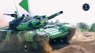 Танковый биатлон  Правила