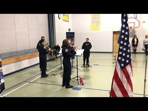 Rampart Winds at Antelope Trails Elementary School