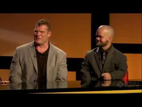 Kane & Hornswoggle Talk See No Evil 2 and Leprechaun Origins  Comic Con 2014