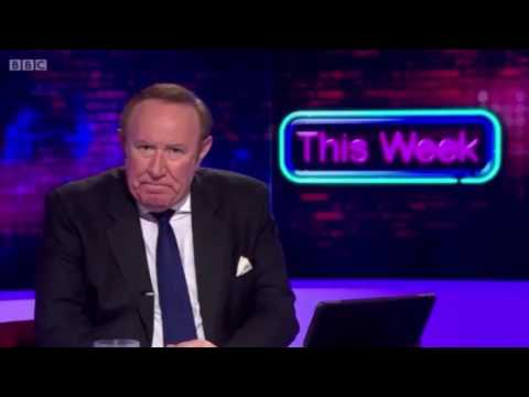 Andrew Neil's Speech against Islamist after Westminster Attack