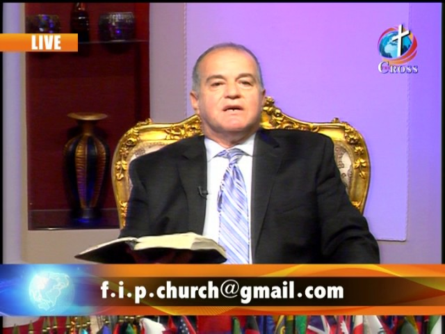 The God Power Pastor Gregory Barsoumian 12-14-2016