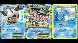 Frosty Mega Glalie Ex Deck One Shotting Plenty of Ex Pokemon