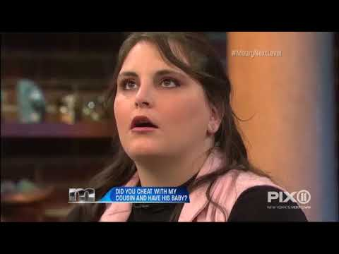 Work isn't the only place you're drilling and hammering! | The Maury Show