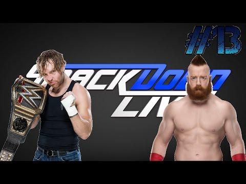 TEW 2016 WWE BRAND WARS - SMACKDOWN...