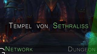 Tempel von Sethraliss Mythisch | WoW BfA Dungeon Guide ✗