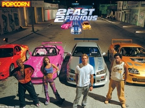 Movies - 2 Fast 2 Furious - Rewind Review