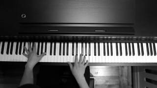 Counting Crows - Color Blind Piano Cover by Kin Tran