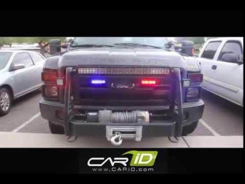 Rigid Industries LED Lights - Police Flasher