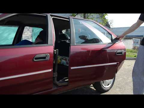 Выдвижная дверь Citroen Xantia 1999 1.8 16v