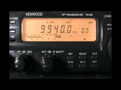 Trans World Radio Africa (Manzini, Swaziland) in french - 9940 kHz