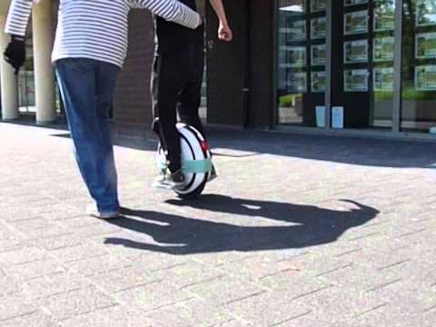 how to ride a unicycle tips