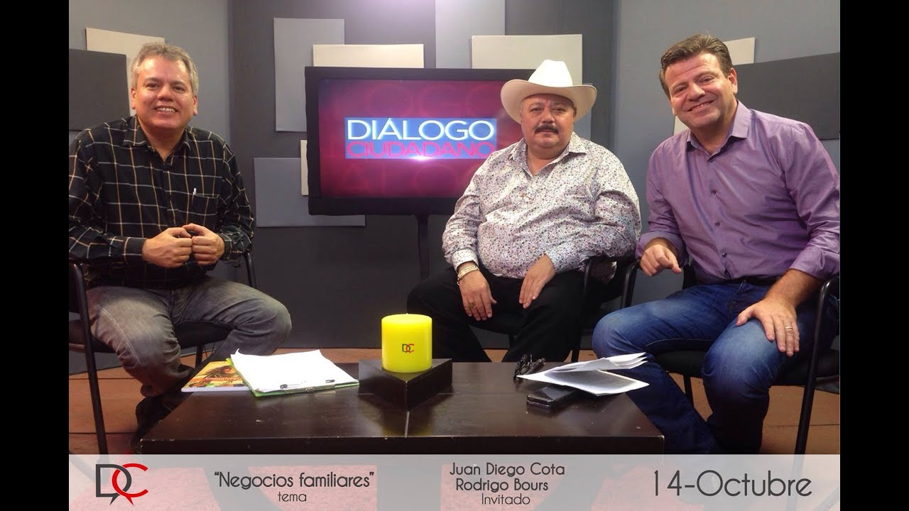 Entrevista: Negocios Familiares, con Rodrigo Bours y Juan Diego Cota