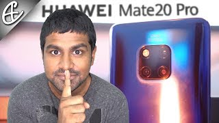What No One Tells YOU - Huawei Mate 20 Pro Review!!!