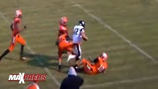 Crowell (TX) - Six Man Football - 2014 Highlights