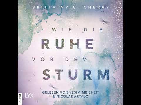 Wie die Ruhe vor dem Sturm YouTube Hörbuch Trailer auf Deutsch