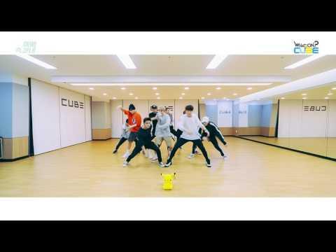 PENTAGON - Critical Beauty (Choreography Practice Video)