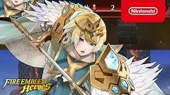 Fire Emblem Heroes - Legendary Hero (Fjorm: Princess of Ice)