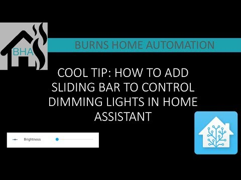 How to add a Weather Radar to Home Assistant by BurnsHA