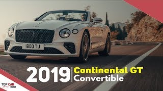 2019 Bentley Continental GT Convertible - Luxury Sedans
