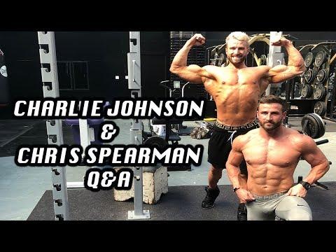 CHARLIE JOHNSON & CHRIS SPEARMAN Q&A Part 1