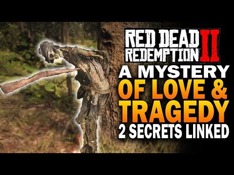 A Mystery Of Love & Tragedy! Red Dead Redemption 2 Secrets [RDR2]