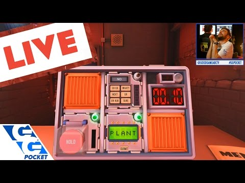 Keep Talking and Nobody Explodes... Apparently.