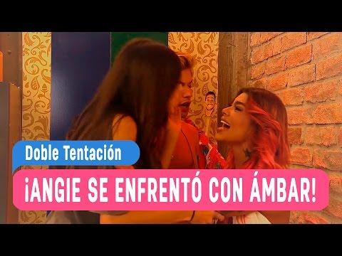 Doble Tentación - ¡Angie se enfrentó con Ámbar! / Capítulo 42