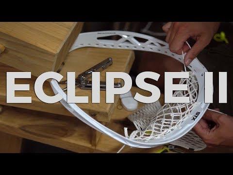 STX Eclipse II Goalie Head   Gear Review