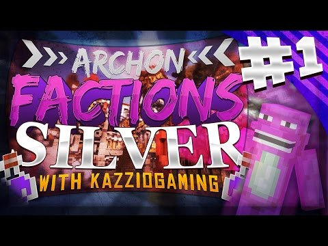 The Archon Factions Silver - Episode One - FIRST ENCHANT
